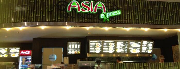 Asia Express is one of ugur'un Beğendiği Mekanlar.
