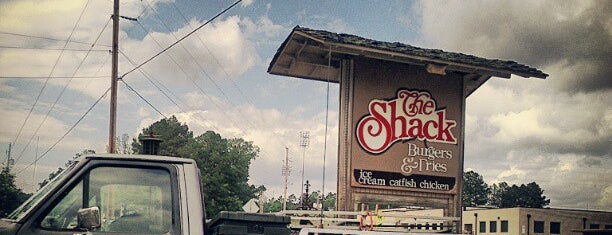 The Shack is one of dining favs.