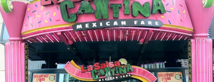 La Salsa is one of Vegas: Things To Do!.