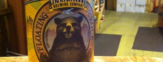 Mammoth Brewing Company is one of California.