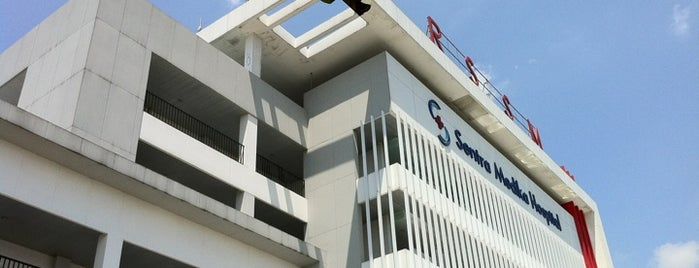 Sentra Medika Hospital is one of AditBobo'nun Beğendiği Mekanlar.