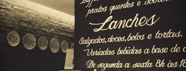 A Panelaria - Gastronomia e Café is one of LM.