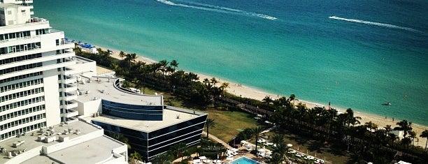 Fontainebleau Miami Beach is one of Spring Break 2012 – Miami.