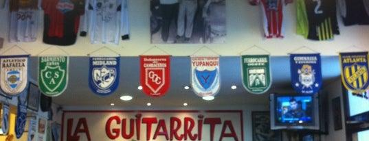 La Guitarrita is one of Hipster Food @ Baires.