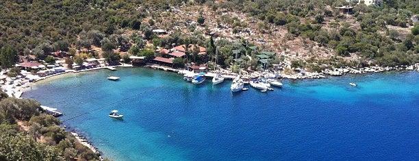 Limanağzı is one of Historical Places in Antalya - Ören Yerleri.