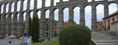 Acueducto de Segovia is one of wonders of the world.