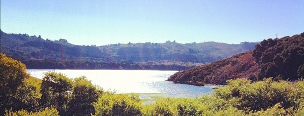 Crystal Springs Reservoir is one of Bay Area Exploration Ideas.
