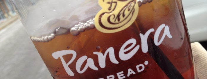 Panera Bread is one of Wisconsin.