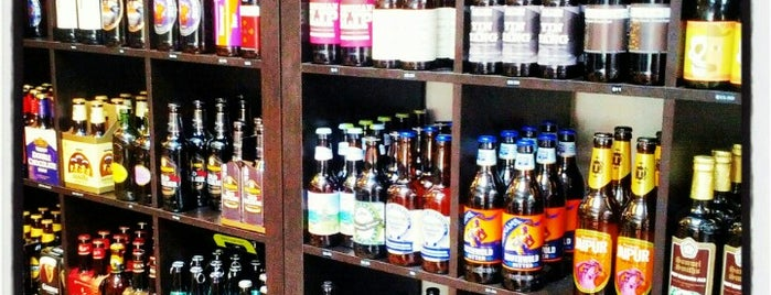 Craft Beer Cellar Belmont is one of TODOS in Boston.