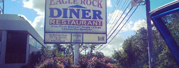 Eagle Rock Diner is one of Posti salvati di Christopher.