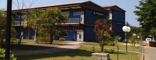 UnilesteMG Campus Ipatinga is one of Tempat yang Disukai Thiago.