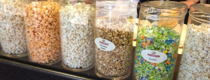 Carolina Popcorn Shoppe is one of Raleigh Favorites II.