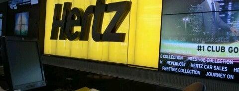 Hertz is one of Tempat yang Disukai Joaquin.