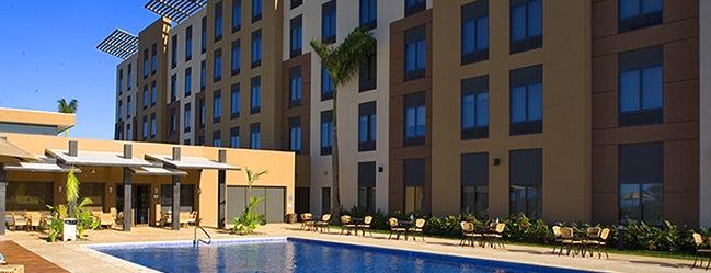 Hilton Garden Inn is one of R : понравившиеся места.