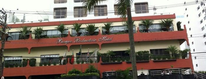 Parque Balneário Hotel is one of สถานที่ที่ Ricardo ถูกใจ.
