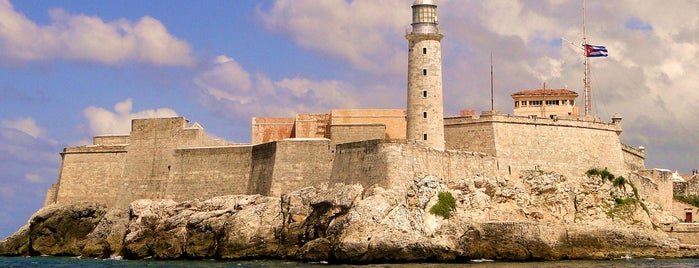 Castillo de los Tres Reyes del Morro is one of Cuba.