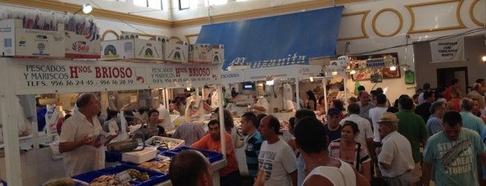 Mercado de Abastos is one of Sud España.