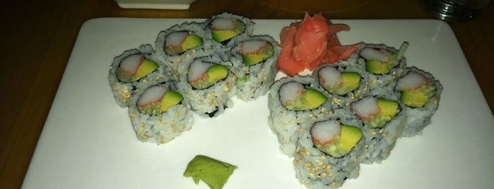 Wild Fusion is one of Jersey City Sushi Crawl.