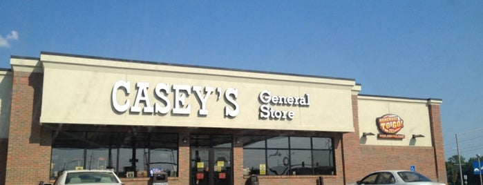 Casey's General Store is one of One Bite, Everybody Knows The Rules 3.