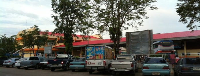 สถานีขนส่งสุราษฎร์ธานี is one of Thailand.