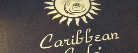 Caribbean Cafe is one of Restaurants to try.