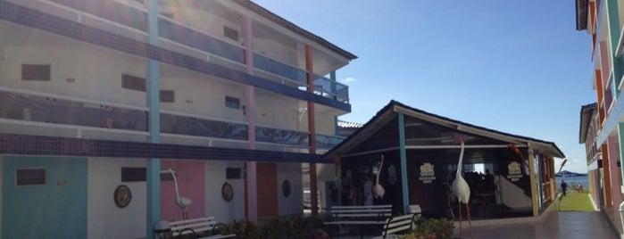 Hotel Praia Azul is one of Prefeito.