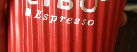CIBO Espresso is one of Gespeicherte Orte von Mal.