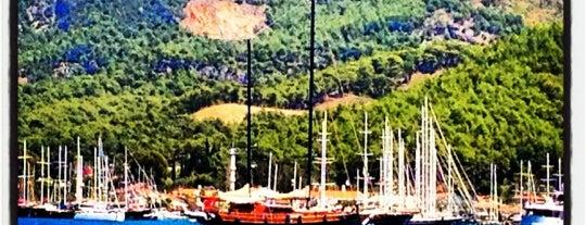 Marinturk Village Port Marina is one of Lugares favoritos de İsmail.