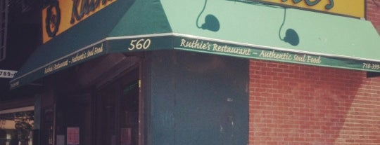 Ruthie's Restaurant of Brooklyn is one of New York IV.