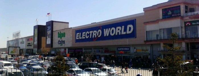 Electro World is one of Pendik.