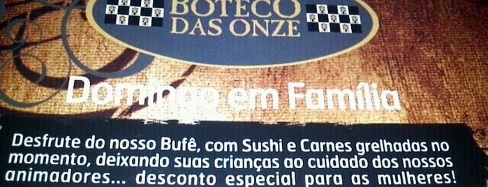 Boteco das Onze is one of Belém - Comer e beber bem.