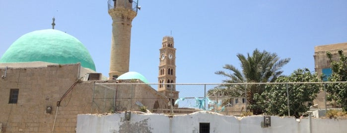 Old City of Acre / Akko is one of Lauraさんのお気に入りスポット.