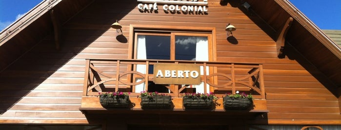 Bela Vista Café Colonial is one of Gramado.