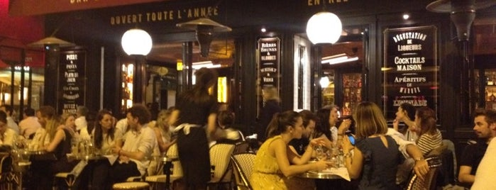 Café du Marché is one of Paris to eat.