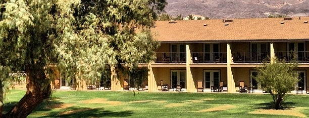The Ranch at Furnace Creek is one of California.