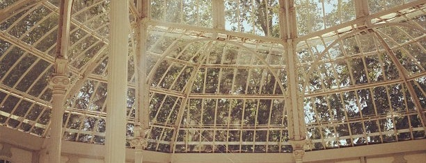 Palacio de Cristal del Retiro is one of The Best Of Madrid.