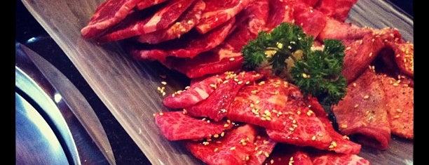 กิวคาขุ is one of Ichiro's reviewed restaurants.