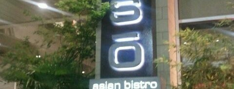 Enso Asian Bistro & Sushi Bar is one of Lieux qui ont plu à Zaki.