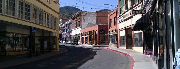 Old Bisbee is one of Lieux qui ont plu à Michael.