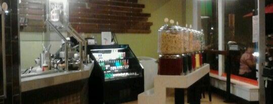 Nectar Frozen Yogurt Lounge is one of Susan : понравившиеся места.