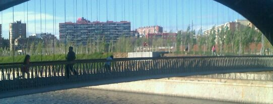 Madrid Río (Sector Sur) is one of The Best Of Madrid.