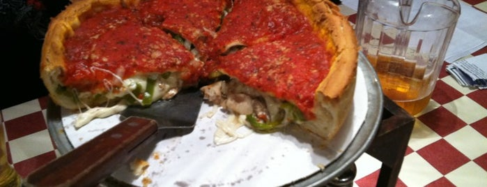 Giordano's is one of The Chicago Experience.