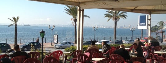 Les Berges Du Lac is one of Tunis  #4sqCities.