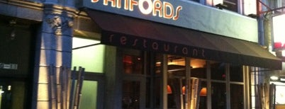 Sanfords is one of nyc whiskey bars.