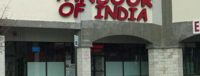 Tandoor of India is one of Best Vegan Eats in Rochester.