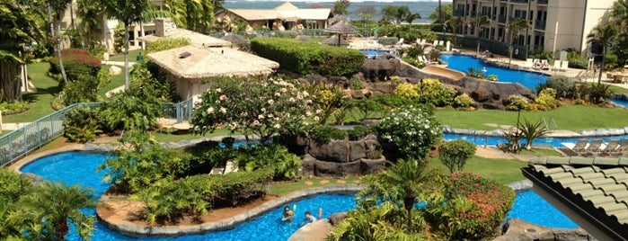 Waipouli Beach Resort & Spa is one of Lugares favoritos de Joel.