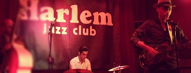 Harlem Jazz Club is one of Bars in Barcelona.