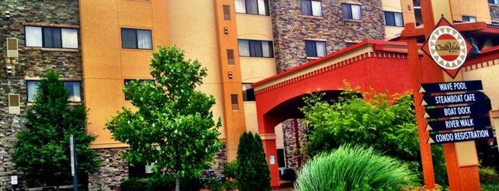 Chula Vista Resort is one of Arcade Locations.