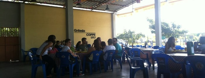 Grêmio da COPPE is one of Marina 님이 좋아한 장소.