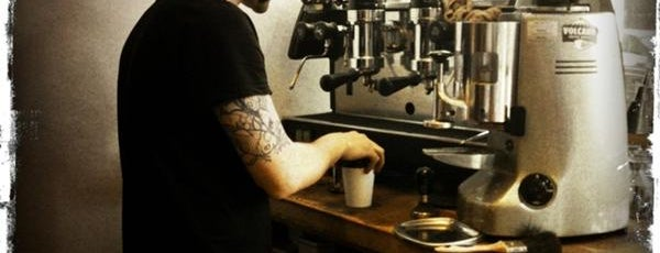 Bambino Coffee is one of Specialty Coffee Shops (London).